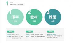 """""""한자 속독으로 만든 난정 장학생"""""""